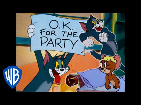 Tom & Jerry | What A Fine Evening | Classic Cartoon Compilation | WB Kids