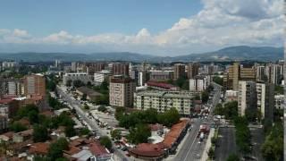 Поглед кон Центар – Плоштад Македонија