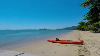 Palm Cove, Cairns pier Time-lapse