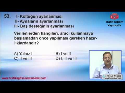 Konu Anlatımlı Test Çözümü Seri 14