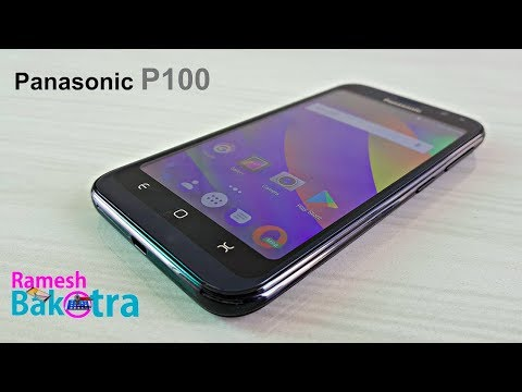 Panasonic P100 Unboxing and Full Review