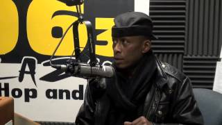 Professor Griff Speaks on How He Would Handle The Cosby Situation #CCWCQ