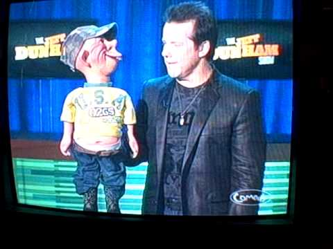 Jeff Dunham = Sad Stuff
