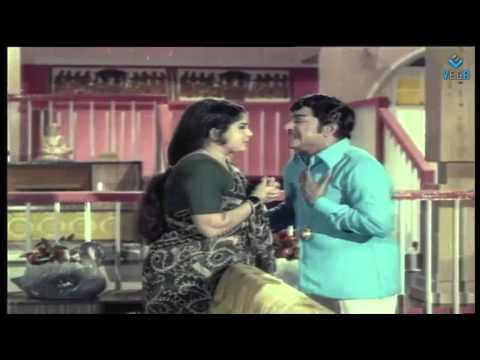 Anbai Thedi Movie - Shivaji Ganeshan,Jaya Lalitha Nice Centiment Scene