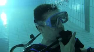 Jeffrey Norris - Blind Date Underwater Abenteuer Tauchen, Blind Tauchen