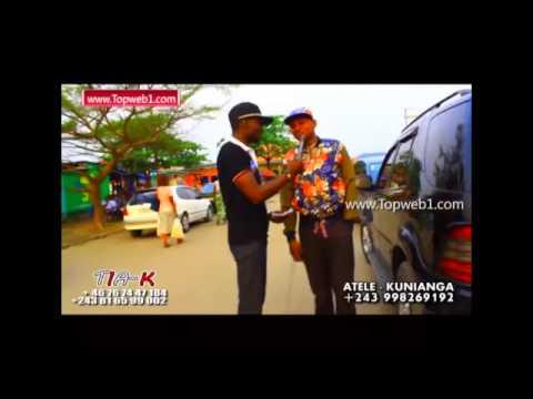 Les Secret et l'extrait du nouvelle Album de Fally IPUPA avec Atele Kunianga le Chef du Groupe
