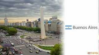 Video de Youtube de Buenos Aires Guía de Viaje