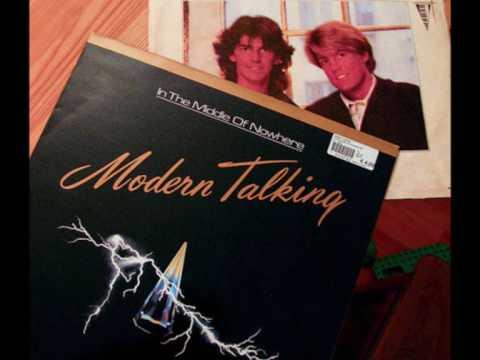 MODERN TALKING - Everybody Needs... (audio)