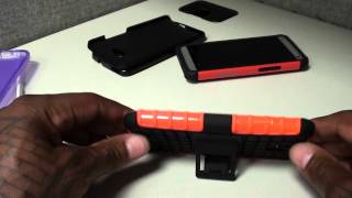 Samsung Galaxy S4 And HTC One Cases (Kayscase)