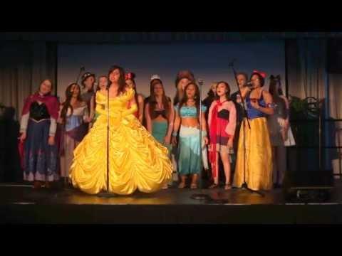 Disney Princess Medley - The Stilettos