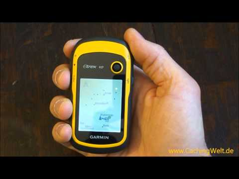 Garmin etrex 10 - Unboxing, Funktionen und kurzer Test - Geocaching