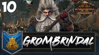 UNITING THE DAWI! Total War: Warhammer 2 - Dwarf Mortal Empires Campaign - Grombrindal #10