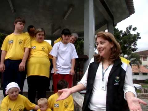 Apae de São Bento do Sul-O Dia Internacional da Síndrome de Down