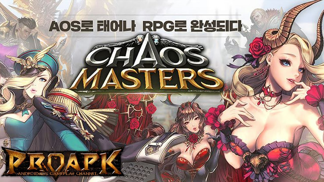 Chaos Masters - 카오스마스터즈
