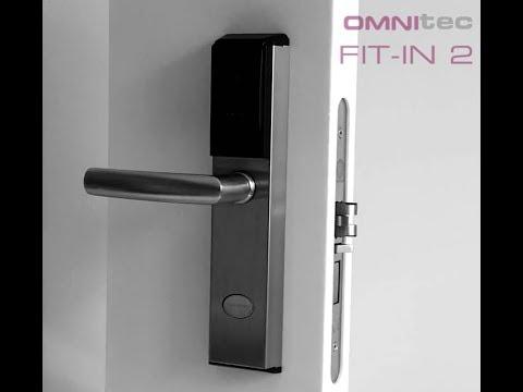 Cerradura electrónica de hotel FIT-IN 2 - 360º
