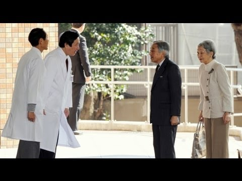 Bypass surgery for Japan's Emperor