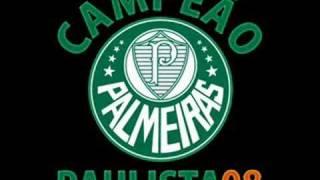 Um Vídeo Feito Por Mim Com O Hino Do Palmeiras Oficial + Imagens!!!