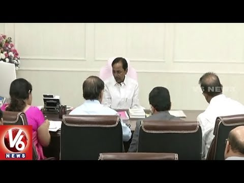 CM KCR Focus On Pending Funds Of Centre Govt | Plans To Execute Election Promises