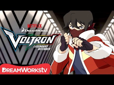 Voltron: Legendary Devender Season 1 (Clip 'Saving Shiro')