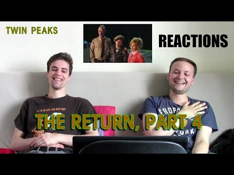 """Twin Peaks 3x04 """"The Return, Part 4"""" REACTIONS"""