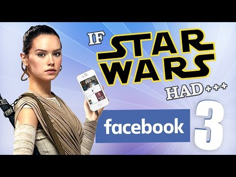 If Star Wars Had Facebook 3