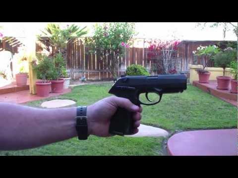 Beretta PX4 Storm Pellet Pistol Review
