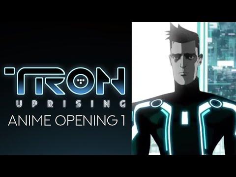 TRON Uprising | Fan-Made Anime Opening 1