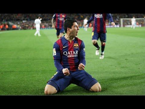 [HIGHLIGHTS] LaLiga 2014/15: FC Barcelona - Real Madrid (2-1)