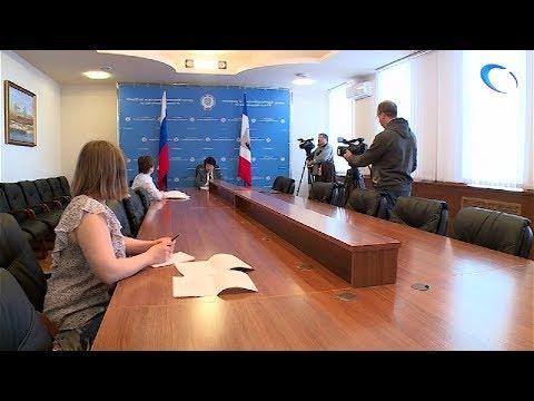 Региональная налоговая служба провела пресс-конференцию по вопросам долгов по налогам и онлайн-касс