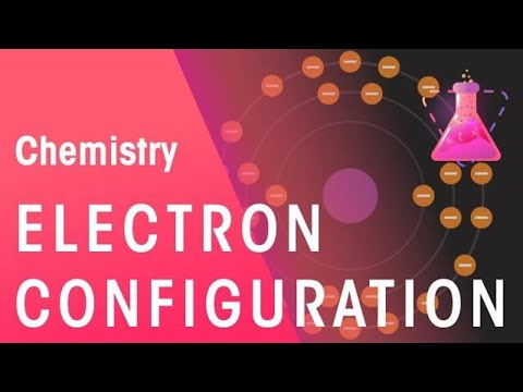 Electron Configuration of the First 20 Elements of Periodic Table | Chemistry for All | FuseSchool