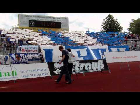 Video: Choreo: VFC Plauen - 1. FC Magdeburg