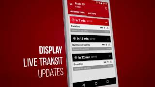 Ottawa Transit YouTube video