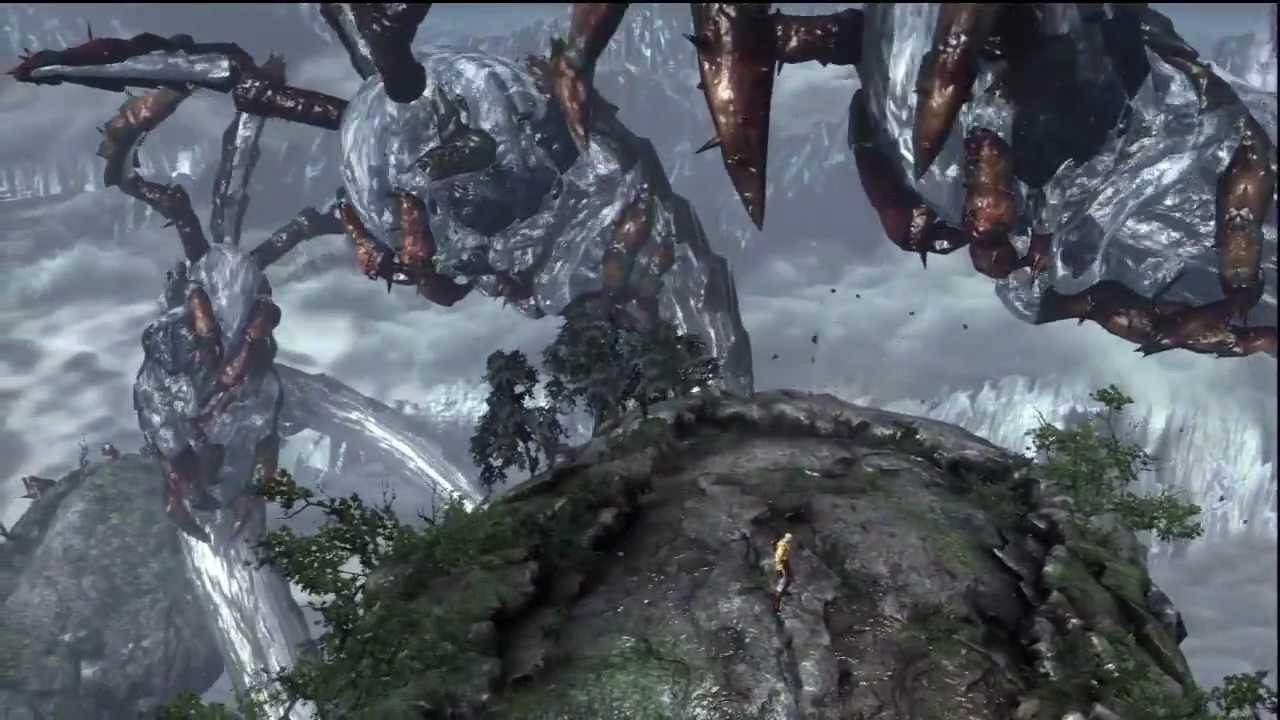 Ver God of war 3 – Guia en español (parte 1) (muerte de poseidon) (titan) en Español Online