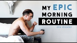 Video My EPIC Morning Routine [2018] + Men's Healthy Lifestyle Tips MP3, 3GP, MP4, WEBM, AVI, FLV Desember 2018