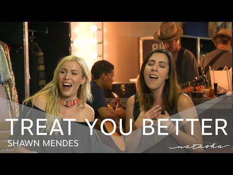Treat You Better Shawn Mendes Cover [Feat. Mariana Vega]