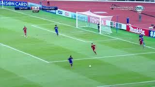 Video AFC U-19 : Qatar vs Thailand MP3, 3GP, MP4, WEBM, AVI, FLV November 2018