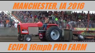Manchester (IA) United States  City pictures : ECIPA 11,500lb Pro Farm Tractors in Manchester, IA 7-16-2016