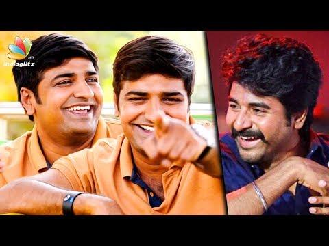 Sivakarthikeyan's biggest dream is to direct a film : Comedian Sathish Interview | Velaikaran Movie