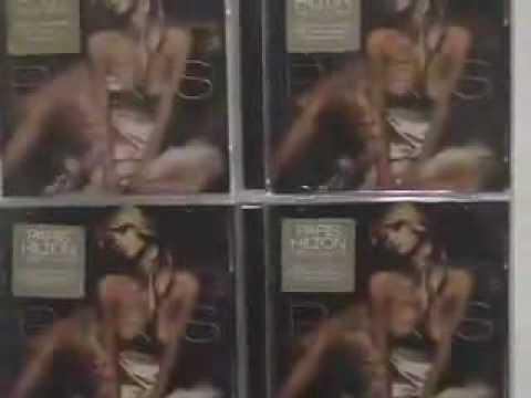 Bansky y el sabotaje al disco de Paris Hilton