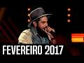 Top 40 - Músicas Sertanejas Mais Tocadas nas Rádios - FEVEREIRO 2017