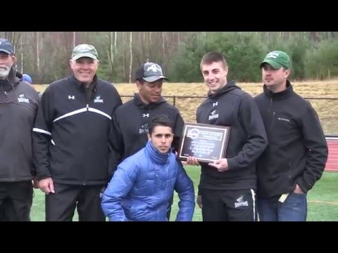 2016 NAC Men's and Women's Track & Field Championship Highlights