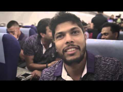 Kolkata Knight Riders Arrival in Hyderabad | Inside KKR Episode 8 | VIVO IPL 2016