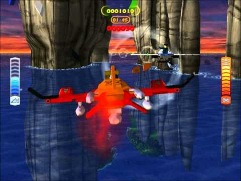 Let's Play Island Xtreme Stunts Part 5 - Air Chase