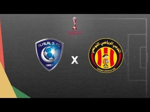 AO VIVO - AL-HILAL X ESPERANCE TURIS - MUNDIAL DE CLUBES - 2019