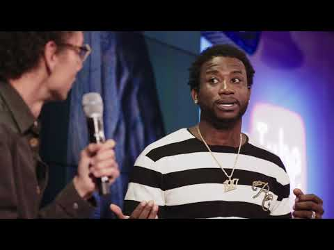 Gucci Mane - A Conversation with Malcolm Gladwell (Part 4 on Collaborating and Recording)