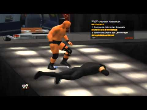 Lets Play WWE 13 Attitude Era Mode Brothers of Destruction [ HD German ] Part 4