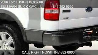 2006 Ford F150 FX4 - for sale in ARLINGTON HEIGHTS , IL 6000