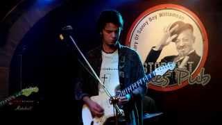 Video STARDUST Blues Pub -Nove Zámky 2013-Kiero Grande - Csukamájolaj