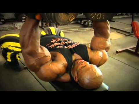 Ronnie Coleman   Bodybuilding Motivation HD