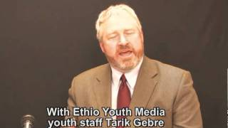 Seattle Mayor Mike Mcginn Interviewed by Ethio Youth Media TV staff: Part II